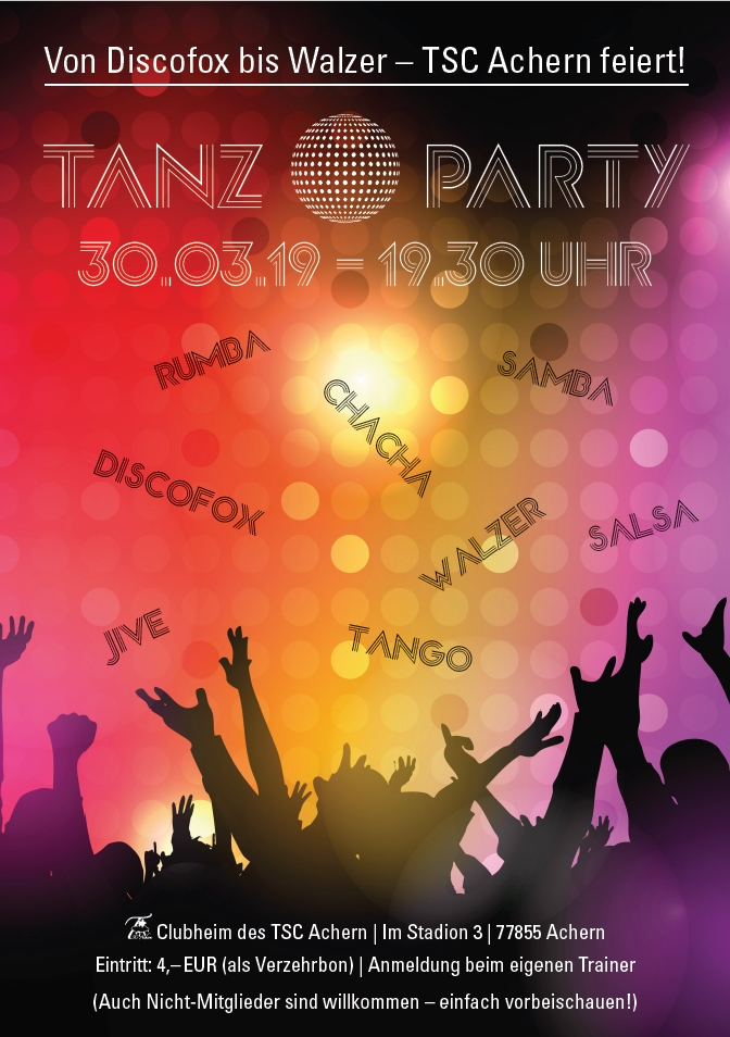 Tanz Party